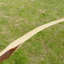 Odys bezpółki ramiona kolor naturalny bambus